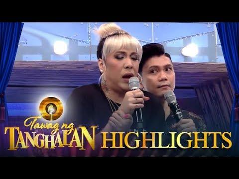 Vice Ganda gets scared | Tawag ng Tanghalan