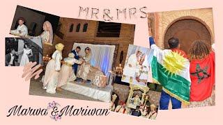 OUR WEDDING 𝘔𝘢𝘳𝘸𝘢&𝘔𝘢𝘳𝘪𝘸𝘢𝘯 عرسنا