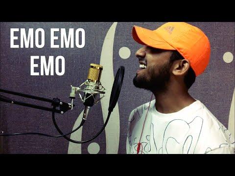 emo-emo-emo-cover-song-||-raahu-movie-||-sid-sriram-||-lekhaz-adapa
