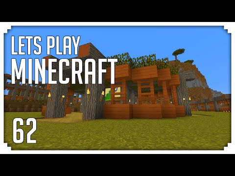 Let's Play Minecraft: Nature Center! (Episode 62)