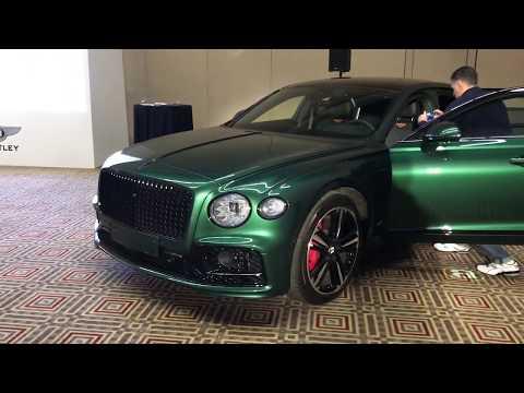 2020 U.S. Bentley