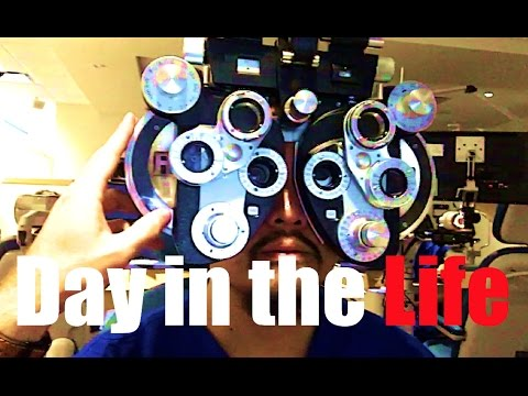 Optometry School: Day in the Life part 1