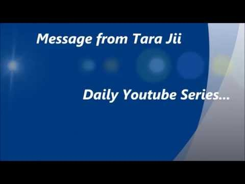 How to Deal With Selfish People.(Message from Tara Jii)