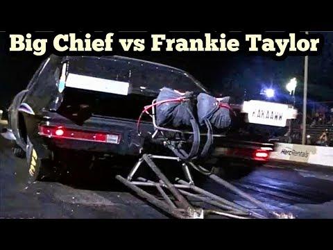 Big Chief vs Frankie The Madman Taylor at Armageddon No Prep Grudge race