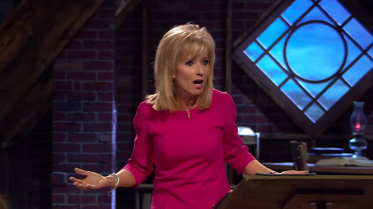 Do You Have the Guts to Fulfill Your Ministry? | Beth Moore Teaching Clip from Entrusted Bible Study