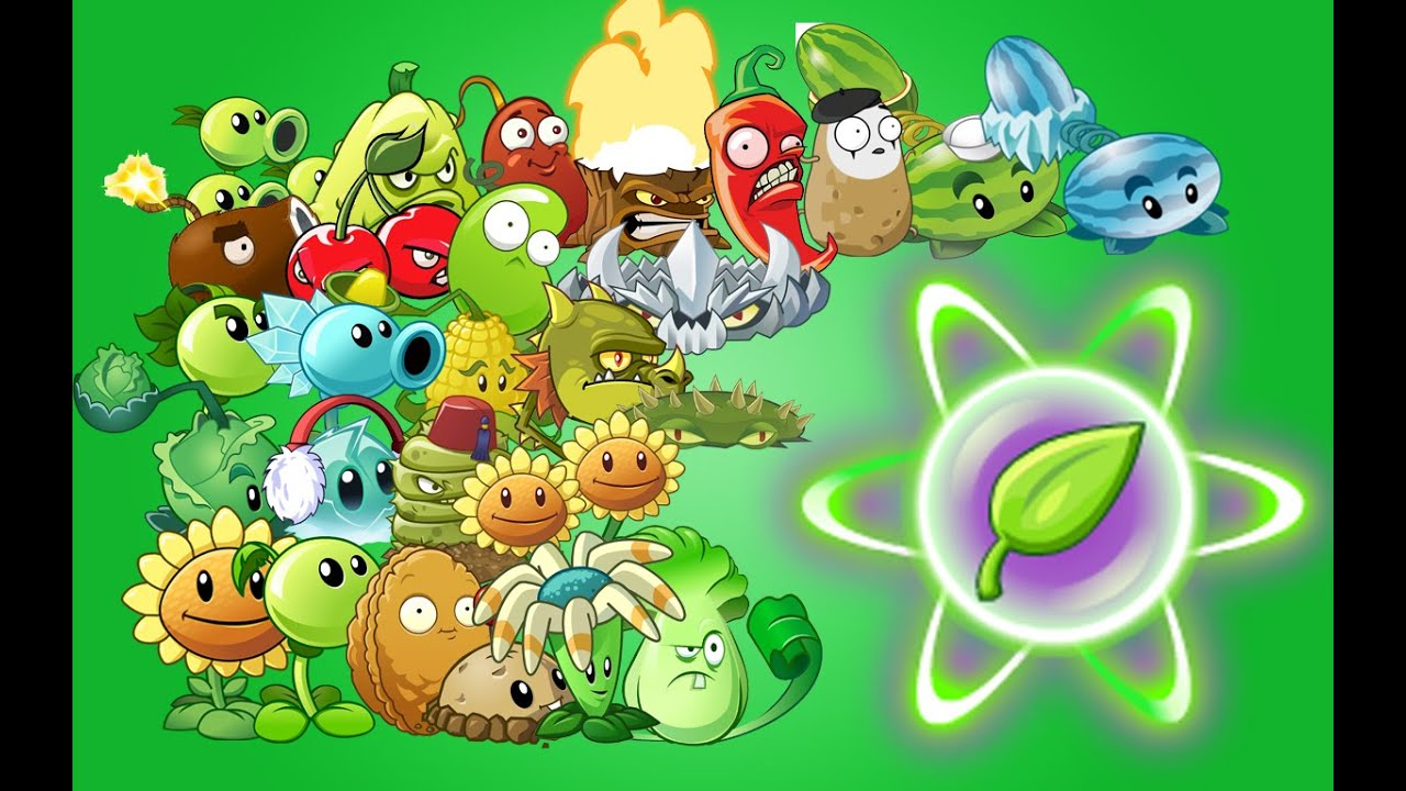 Plants Vs Zombies 2 Todas Las Plantas Con Sus Sorprendente Poderes Youtube