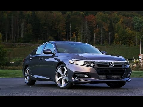 2018 honda accord touring interior and exterior youtube. Black Bedroom Furniture Sets. Home Design Ideas