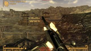 Fallout: New Vegas - Weapon Range in a Nutshell (Nov. 12th, 2018)