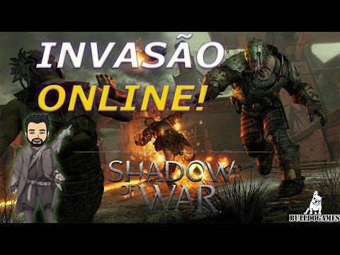 TERRA MÉDIA: SOMBRAS DA GUERRA - INVADINDO FORTALEZA DOS INSCRITOS 3 - Middle Earth: Shadow of War