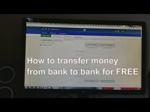 how-to-transfer-money-from-bank-to-bank-for-free.