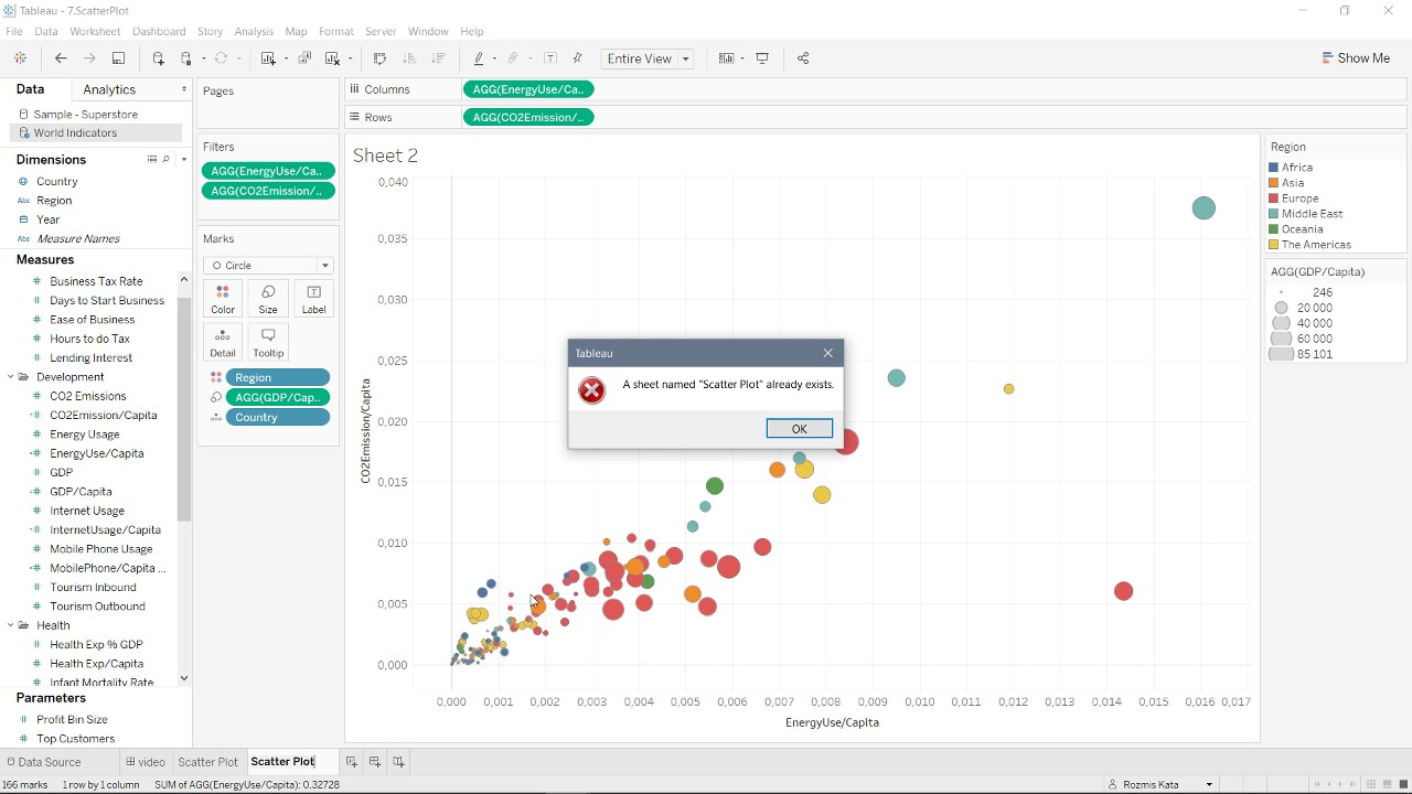 how to make a scatter plot in excel youtube
