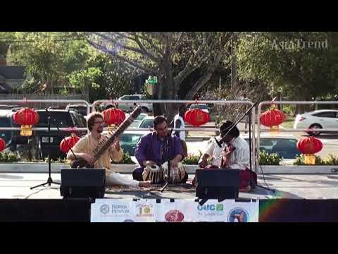Indian Cultural Music - 2018 Dragon Parade Lunar New Year Festival