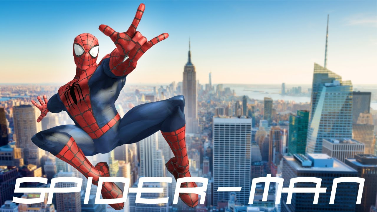 Spiderman Live Wallpaper Hd: Spider Man LIVE WALLPAPERS Android