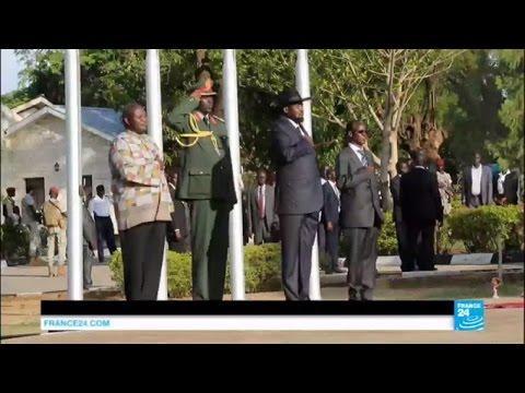 South Sudan talks: Rebel chief's return brings hopes for peace