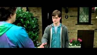 Прощание Гарри и Дадли