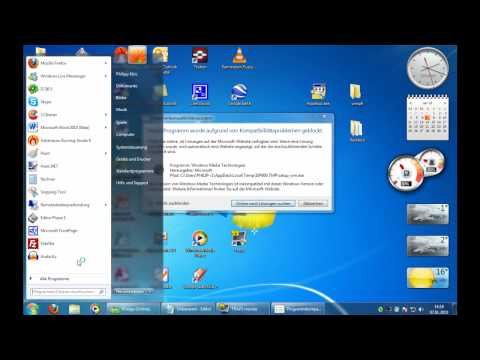 Tutorial :: Windows Media Player 9 Unter Windows 7