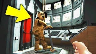 ЗЛАЯ СОБАКА СЛЕДИЛА ЗА МНОЙ ФИНАЛ ! - Duck Season (Horror Game)