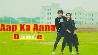 Aap Ka Aana Dil Dhadkana Dance Cover || Max Ovi Riaz || , Bollywood New Dance