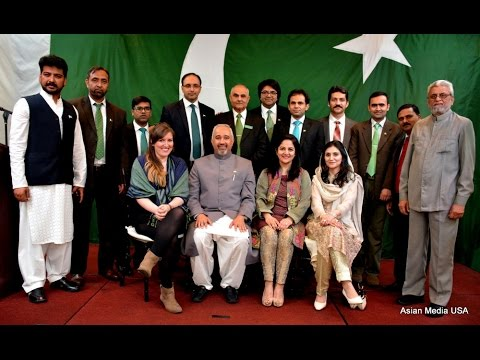 03 23 2016 The Pakistan Consulate Chicago celebrates Pakistan Day