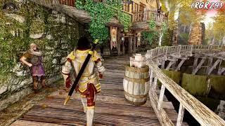 Skyrim 4K - Thieves Guild Gameplay Walkthrough Part 34 [ULTRA HD]