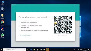 Gambar cover How To Install WhatsApp On Windows 10