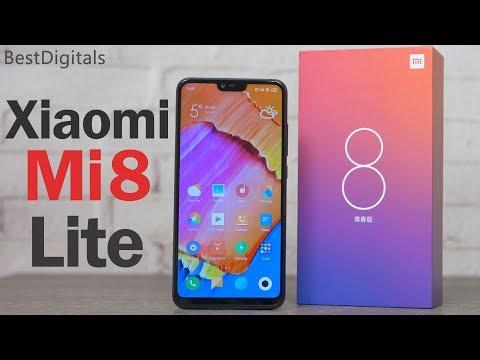 Обзор Xiaomi Mi8 Lite - стильный, но хорош ли?