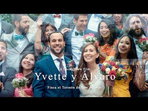 Boda de Yvette y Álvaro. DoingShow