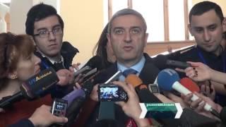 Վահան Մարտիրոսյանը՝ Լարսի այլընտրանքի մասին