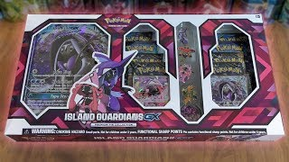 Island Guardians GX Premium Pin Collection Opening