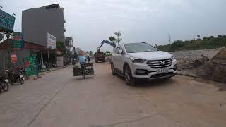 Khu phố My Điền xã Hoàng Ninh nhộn nhịp mua bán nhất Việt Yên