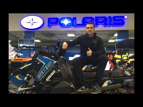 POLARIS 800 SKS AXYS