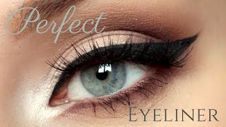 How Winged Liquid Eyeliner Tutorial Beginners