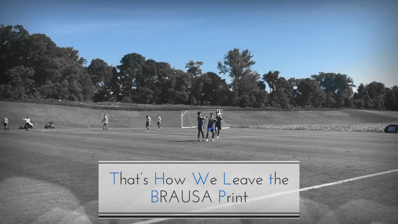 BRAUSA Leaves Print at Eastern Regional Championships