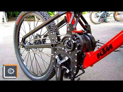 ТОП 10 Самых Крутых Электровелосипедов