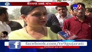 Late BJP MP Babu Hukum Singh's daughter Mriganka Singh reached to cast her vote || Kairana- Tv9