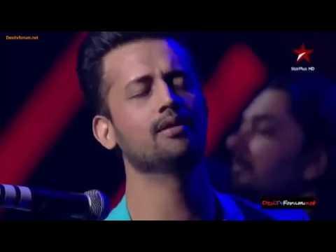 Atif Performing In GIMA