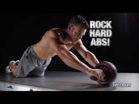 Speed Abs™ by IRON GYM - The Ultimate Abdominal Workout!