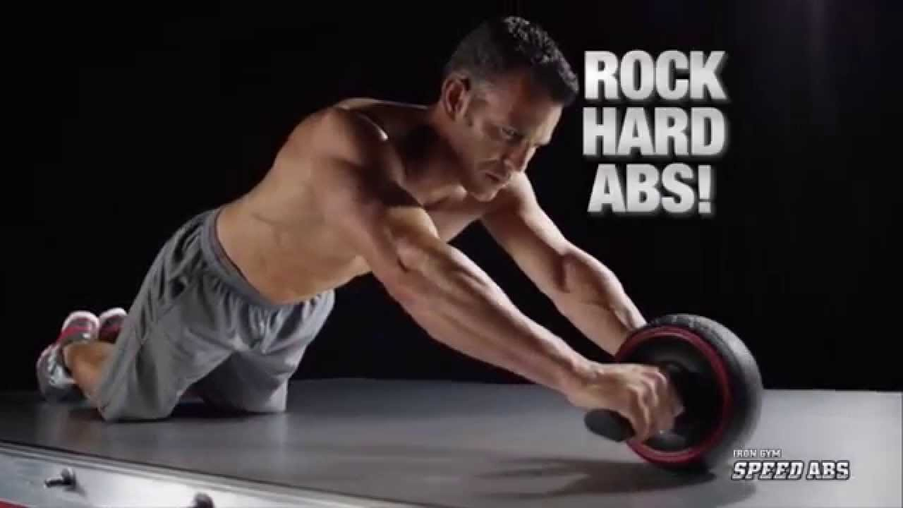 Speed Abs™ by IRON GYM - The Ultimate Abdominal Workout! - YouTube