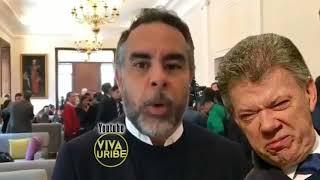 ¡Oportunismo! Armando Benedetti ataca a su gran amigo el presidente Juan Manuel Santos