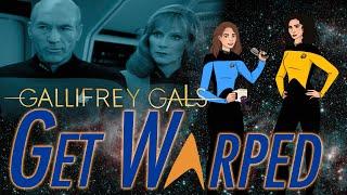 Reaction, Star Trek: TNG, 4x05, Remember Me, Gallifrey Gals Get Warped! S4Ep5