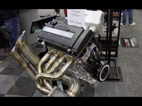 Inside Ramey's 1400hp B18c 2-Liter Record Setting Engine