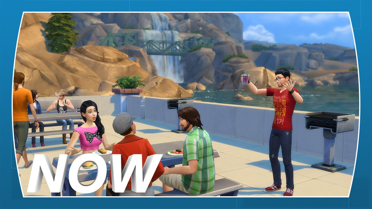 sims 4 how to create a new world