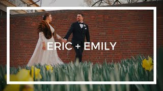 Eric + Emily | A Wedding Film | The Patrick Henry