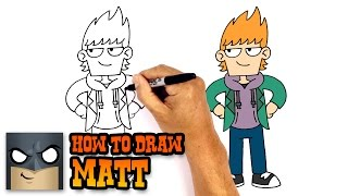 How to Draw Matt | Eddsworld