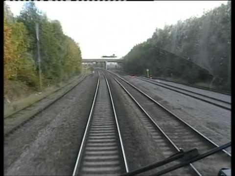 Leeds Station - Normanton Station