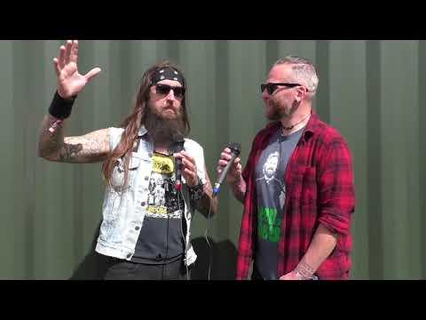 Municipal Waste Interview Bloodstock Festival 2017