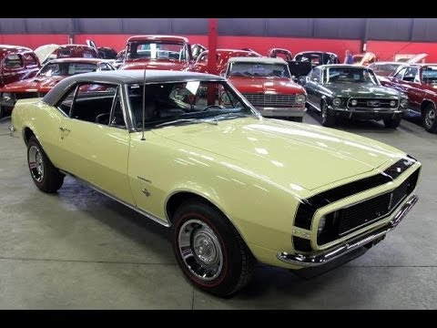 1967 Chevrolet Camaro Rs For Sale Youtube