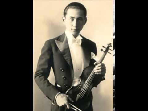 貴志康一:ヴァイオリン協奏曲