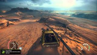 MadMax Gameplay - Free Roam