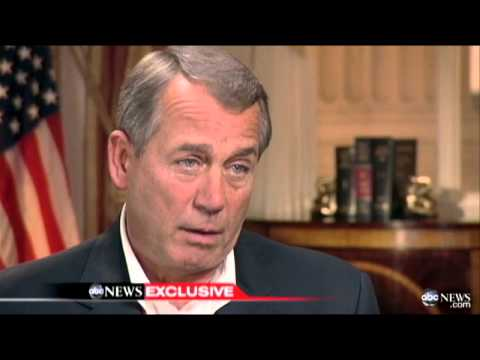 Boehner Pledged That Fight Over Obamacare Was Over